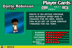 dante robinson character profile ok d lish is a funny new nickname