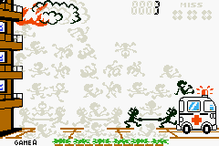 Game & Watch Gallery 4 - Level Classic Fire - i