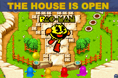 Clyde -Level Pac Village:the house... is open. - User Screenshot