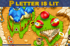 Pooka -Level Pac Village:the letter p is lit, fam! - User Screenshot