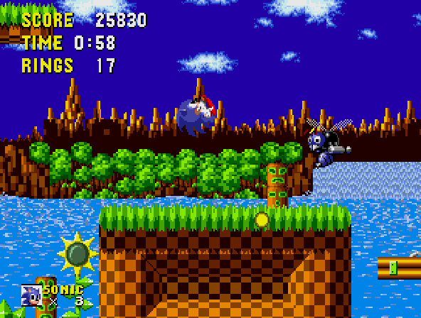 Buzz Bomber Sonic The Hedgehog Video Game Character Profile Vizzed