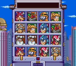 Mega Man VII - gotta write it down - User Screenshot