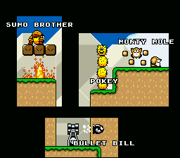 Super Mario World - Ending  - why isn