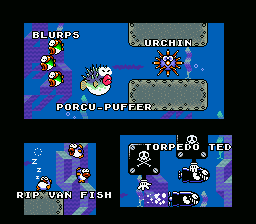 Super Mario World - Ending  - *blub* - User Screenshot