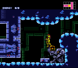 Metroid Super Zero Mission -  - User Screenshot