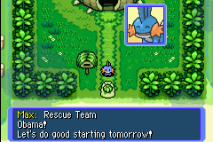 Pokemon Mystery Dungeon - Red Rescue Team - Cut-Scene  - It