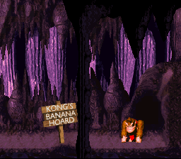 Donkey Kong Country - o no - User Screenshot