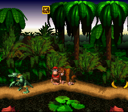 Donkey Kong Country - diddy kong - User Screenshot
