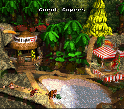 Donkey Kong Country - first place down - User Screenshot