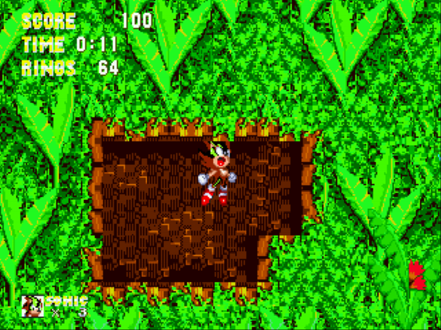 Sonic the Hedgehog 3 - shadow the hedgehog 3 - User Screenshot