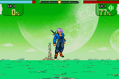 Dragon Ball Z - Supersonic Warriors - Introduction  - to normsl - User Screenshot