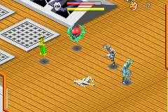 Power Rangers - Wild Force - Introduction  - defeat white - User Screenshot