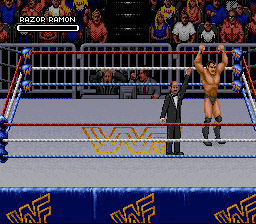 WWF Royal Rumble - Gameover  - Winning The Rumble w/Razor - User Screenshot
