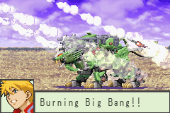 Zoids Legacy - Battle  - jeager OP - User Screenshot