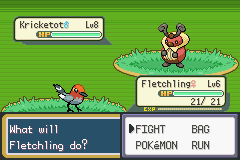 Pokemon Dark Rising 2 (beta 2) - Battle  - why are you looking at me, just attack - User Screenshot