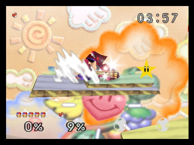 Super Smash Bros. - Battle  - KREEEEENG! - User Screenshot