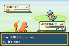 Pokemon Fire Red - Battle  - DON
