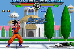 Dragon Ball Z - Taiketsu - Battle  - I super pwned you XD - User Screenshot