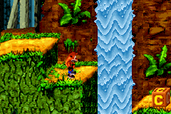 Crash Bandicoot Advance - Level  - Checkpoint! - User Screenshot
