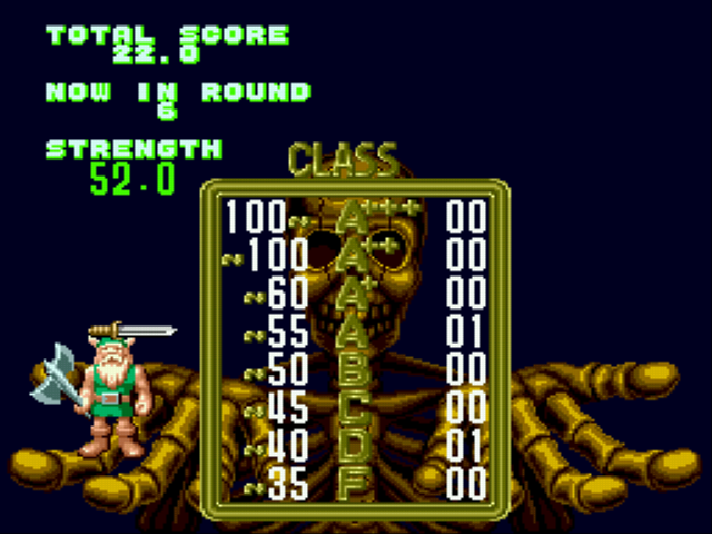 Golden Axe - Misc  - Better I guess.: - User Screenshot