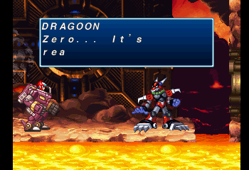 Zero -Misc :Zero in a super fighting robot. - User Screenshot
