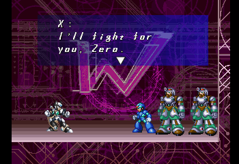 Zero -Misc :Fight against X!? - User Screenshot