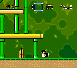 Super Dr. Mario World - Level  - I am happy I am wearing gloves. - User Screenshot