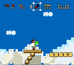 Super Dr. Mario World - Level  - I feel like this is abuse. - User Screenshot