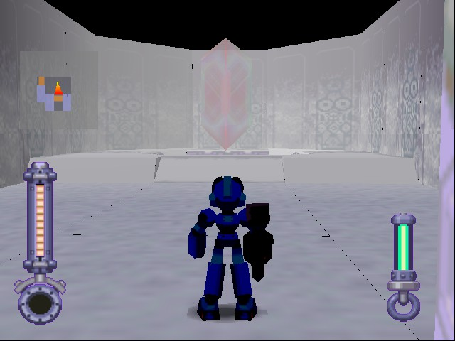 Mega Man 64 (may crash) - what a refractor! - User Screenshot