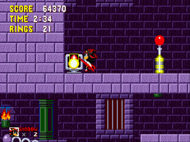 Shadow the Hedgehog - take this,box! - User Screenshot