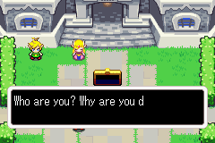 The Legend of Zelda - The Minish Cap - Cut-Scene  - WHAT DID YOU JUST DO TO MY DAD!!?? - User Screenshot
