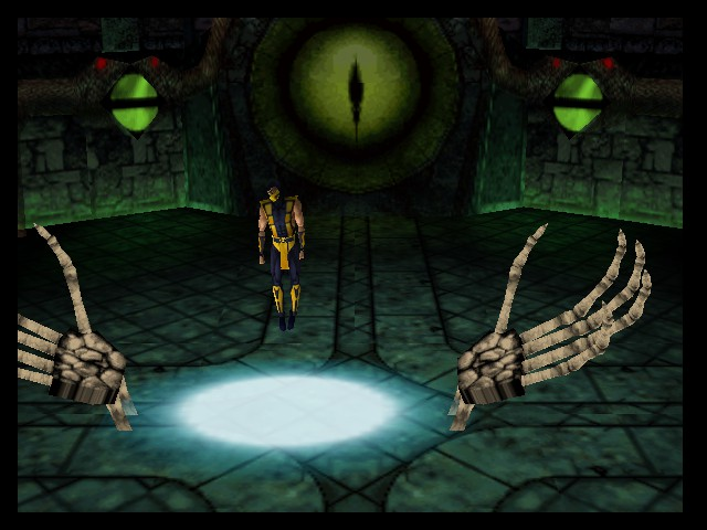Mortal Kombat 4 - Battle  - oh sh...... - User Screenshot