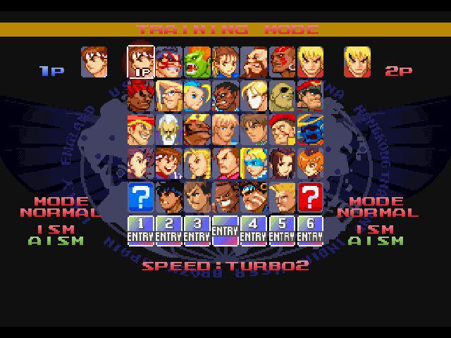 Resultado de imagen para Street Fighter Alpha 3 MAX