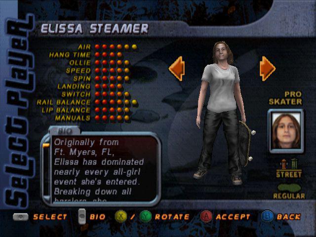 Elissa Steamer