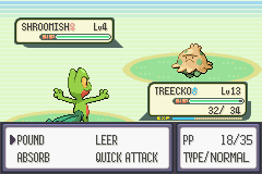 Pokemon Emerald - Battle  - You gonna get rekt - User Screenshot