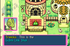 Pokemon Mystery Dungeon - Red Rescue Team - Cut-Scene  - Seems useful - User Screenshot