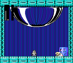 Mega Man 2 - Ending  - Please forgive me! - User Screenshot