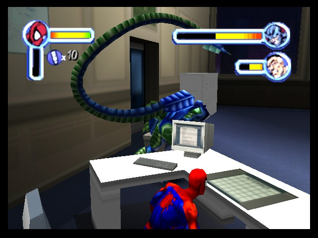 Play Spider-Man online for free! - Nintendo 64 game rom