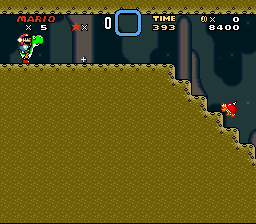 Super Mario World - Level Vanilla Dome 1 - ANIMAL ABUSE!!! - User Screenshot
