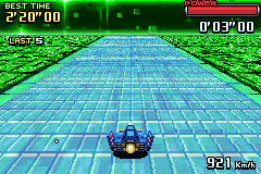 F-Zero - GP Legend - Level Illusion - Abyss Drop - It