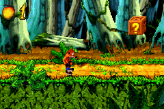 Crash Bandicoot Advance - Level  - Level 1 - User Screenshot