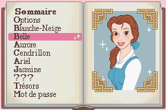 Belle -Character Select :Belle - User Screenshot