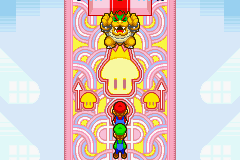 Mario & Luigi RPG - Cut-Scene  - Bowser - User Screenshot