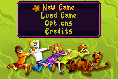 Scooby-Doo! - Mystery Mayhem - Menus  - Main menu - User Screenshot