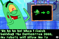 SpongeBob SquarePants - Battle for Bikini Bottom - Introduction  - So evil - User Screenshot