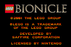LEGO Bionicle -  - User Screenshot
