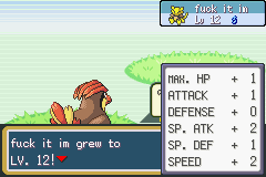 Pokemon Fire Red - Battle  - F