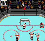 NHL Hockey - Cut-Scene  - Brind