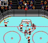 NHL Hockey - Cut-Scene  - GOAL Lindros! - User Screenshot