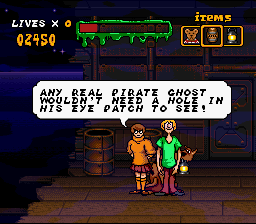 Scooby-Doo Mystery - Level  -  - User Screenshot